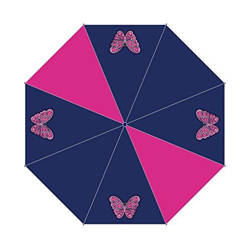 Mc Neill - TIE TASCHENSCHIRM Butterfly