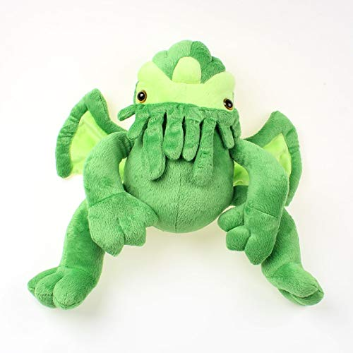 shenlanyu Juguete de Peluche 1 Unid 35 Cm Cthulhu Peluches Juguetes del Juego The Call of Cthulhu Figura De Dibujos Animados Muñeca Suave Animal Muñecas De Peluche Niños Niños Regalo De Cumpleaños