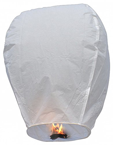 Naka mers ciel lanterne : Schwebende bonheur Lanterne lanternes y compris câble (avec fil)