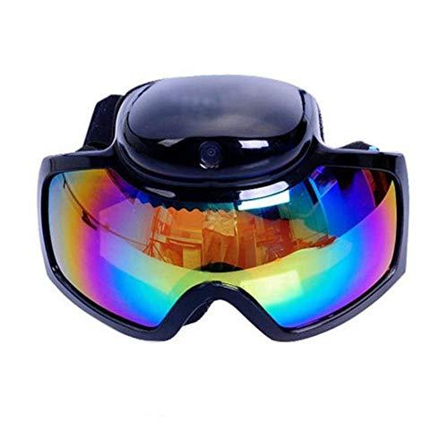 Ski Video Brille Video Sport Dv Sport Kamera Brille 1080P Weitwinkel Goggles