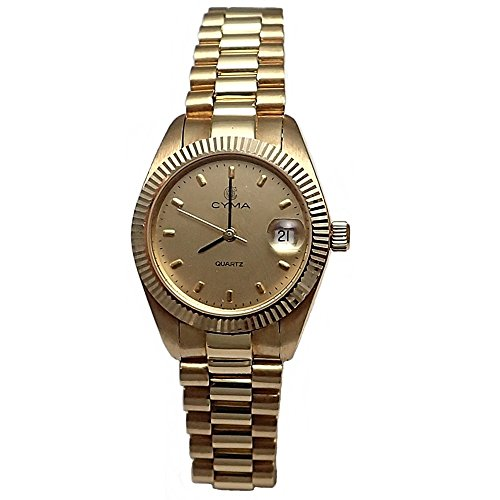 Reloj Oro 18K Cyma Mujer [Ab4256] - Modelo: 6446