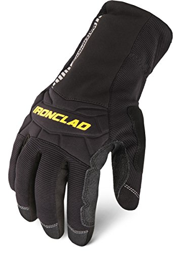 IRONCLAD COLD CONDITION WATERPROOF GLOVES - Rated to 20° Cold, Cold Weather, Windproof, Waterproof Gloves, Safety, Hand Protection Gloves