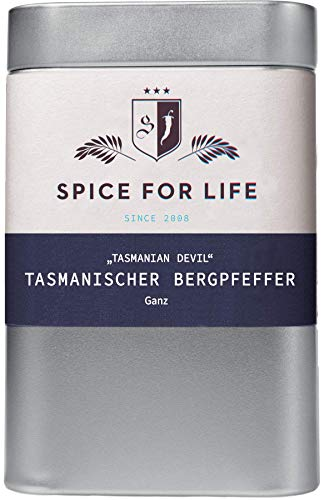 SPICE for LIFE Tasmanischer Bergpfeffer - Tasmanian Devil - Dose 50g