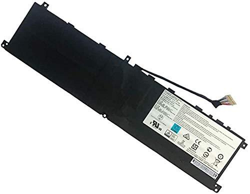 Onlyguo 15.2V 80.25Wh BTY-M6L Batería de Repuesto para computadora portátil para MSI GS65 GS75 Stealth Thin 8SE 8SF 8SG 8RF 9SD 9SE 9SF 9SG P65 P75 Creator 8RD-021 8RE 9SC PS63 9SE-285ES Moder
