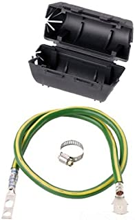 Best armored fiber optic cable grounding kit Reviews