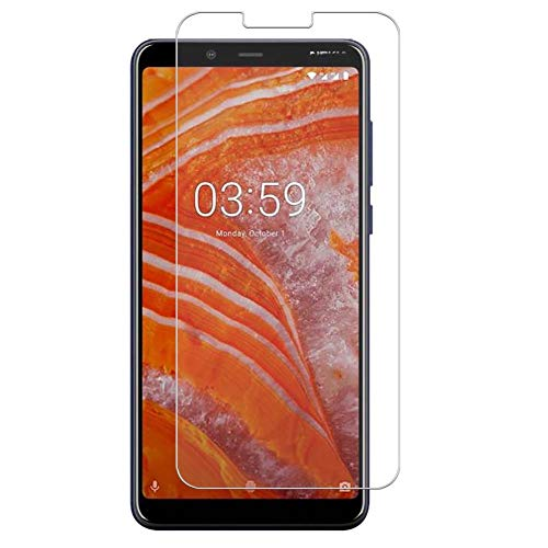 Vaxson 4-Pack TPU Pellicola Protettiva, compatibile con Nokia 3.1 Plus, Screen Protector Film [ Non Vetro Temperato ]