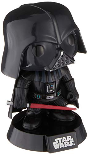 Funko 2300 POP Wackelkopf: Star Wars: Darth Vader, Multicolour