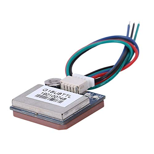 Shumo G18U8TTL GPS GLONASS BDS MóDulo de NavegacióN LNA Amplificador Chip para Betaflight CC3D FPV Control de Vuelo, VehíCulo, PDA, ect