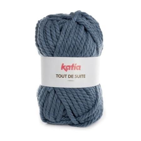 Katia 105 gris Lana TOUT DE SUITE
