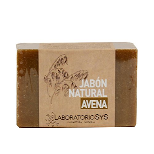 Laboratorio SyS Jabón Natural Avena - 6 Paquetes de 1 x 100...