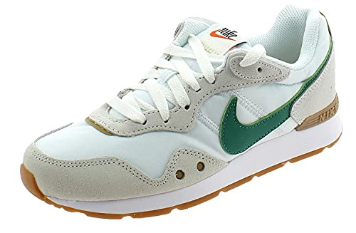 Nike Damen Venture Runner Laufschuh, White Green Noise Summit White, 40 EU