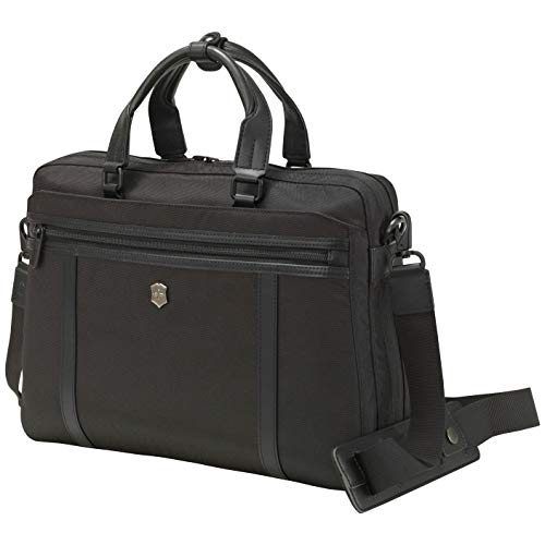 Victorinox Werks Professional 2.0 Laptoptasche - 13 Zoll Laptopfach 10 Zoll Tabletfach Unisex - Dunkelbraun