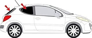 Sonnenschutz Autosonnenschutz Scheibentönung Sonnenschutzfolie SEAT Mii ab 11