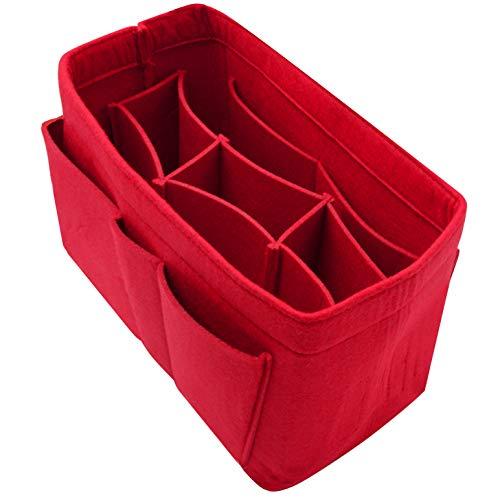 Purse Organizer Insert Felt Handbag Tote Organizer for Speedy Neverfull Gracefull