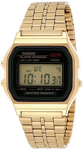Reloj Casio amarillo dorado Unisex