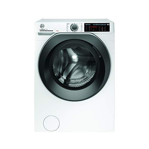 Hoover H-WASH 500 HWQ 58AMBS Waschmaschine / 8kg / 1500 U/Min. / Eco-Power Inverter Motor / ActiveSteam Dampffunktion / Mengenautomatik Plus / Aquastop / WLAN