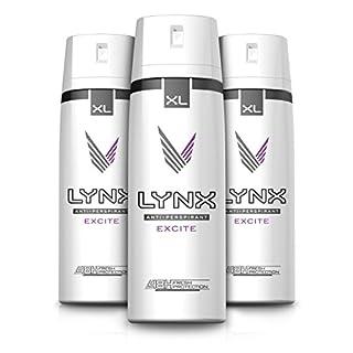 Lynx Dry Excite Aerosol Anti-Perspirant Deodorant 200 ml (B00DX7N52M) | Amazon price tracker / tracking, Amazon price history charts, Amazon price watches, Amazon price drop alerts