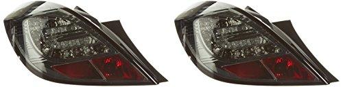 FK Automotive FKRLXLOP12041 LED Feux arrière, Noir