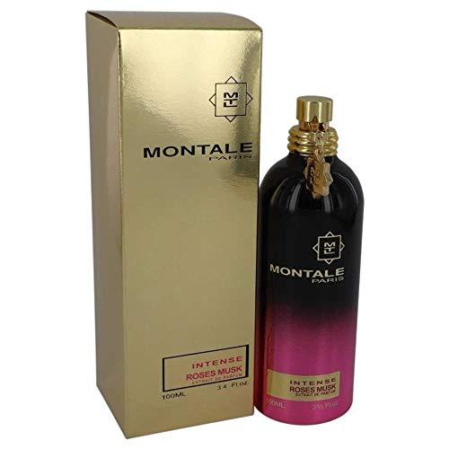 Montale Intense Roses Musk by Montale Eau De Parfum Spray 3.4 oz / 100 ml (Women)