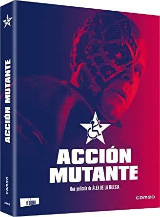 Aktion Mutante / Mutant Action (1993) ( Acción mutante ) [ Spanische Import ] (Blu-Ray)