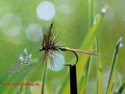 Adams Trockenfliege (Hakengröße 16)