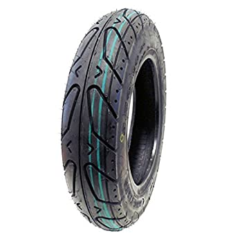 MMG Scooter Tubeless Tire 3.50-10 Front Rear Motorcycle Moped Rim 10 inches