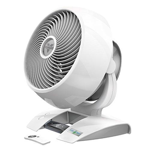 ボルネードサーキュレーターDCモーター35畳ウイルス対策強力換気99段階風量長期保証静音リモコン6303DC-JP