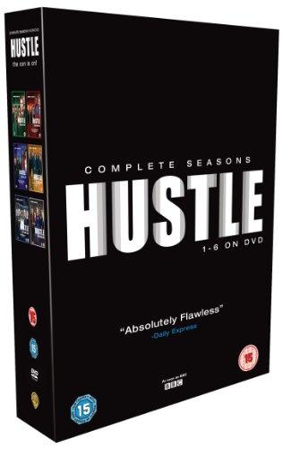 Hustle - Season 1-6 [12 DVDs] [UK Import]