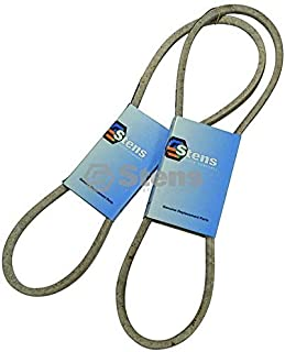 New 2 PTO Belts Cub Cadet 3000 Series Lawn Mowers 754-3084 954-3084 + (Free E-Book) A Complete Guidance to Take Care of Your Lawn