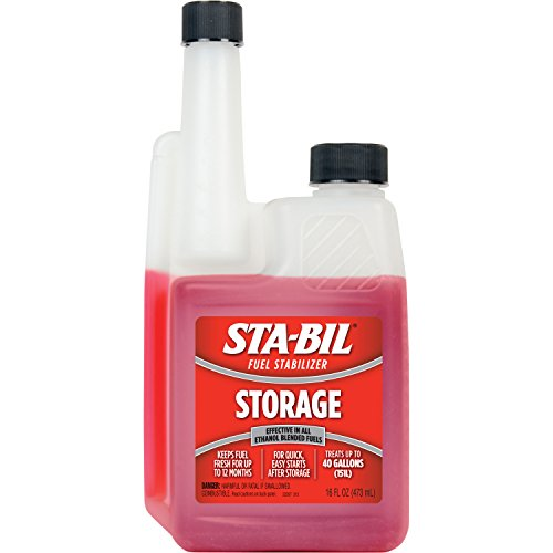 STA-BIL 22207 16oz (Pack of 1) Gold Eagle 22207/1116 16 Oz Original Concentrated Fuel Stabilizer