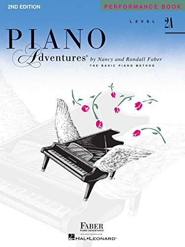 Piano Adventures : Level 2A - Performance Book