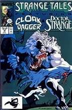 strange tales cloak and dagger and doctor strange