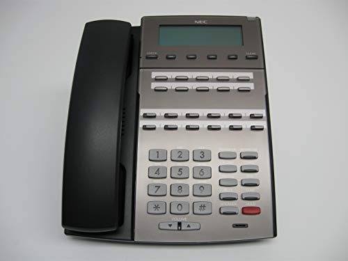 Consumer Electronic Products NEC 1090020 DSX 22-Button Display Telephone - Black Supply Store by NEC Telephone Systems
