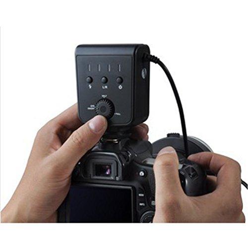 Aputure Amaran Halo AHL-HN100 LED Ring Flash Light for Nikon DSLR Camera