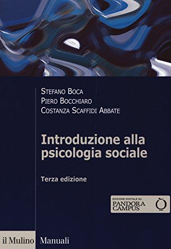 Introduzione alla psicologia sociale. Con Contenuto digitale per download e accesso on line
