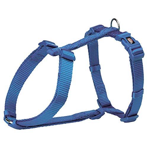 Trixie Premium Cane Pettorina per cani, taglia grande, Blu
