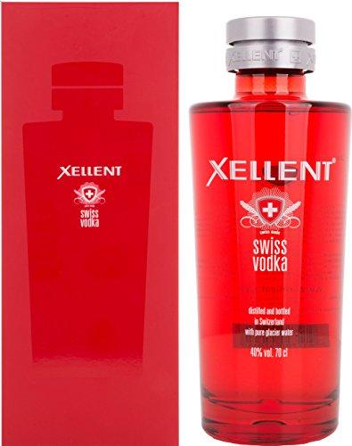 Xellent Swiss Vodka (1 x 0.7 l)