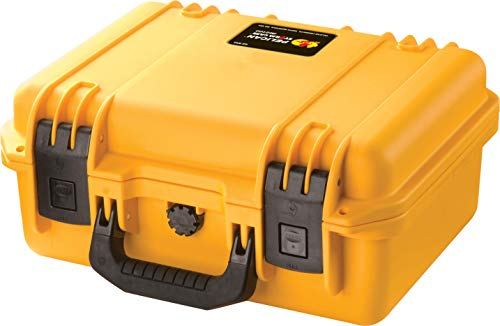 Pelican Storm iM2100 Case With Foam (Yellow), One Size (IM2100-20001)