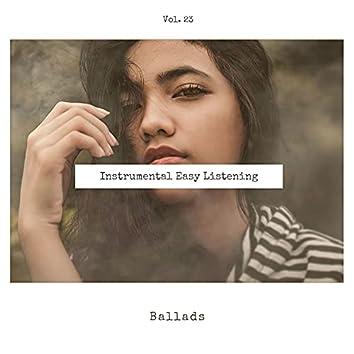 Instrumental Easy Listening Ballads, Vol. 23