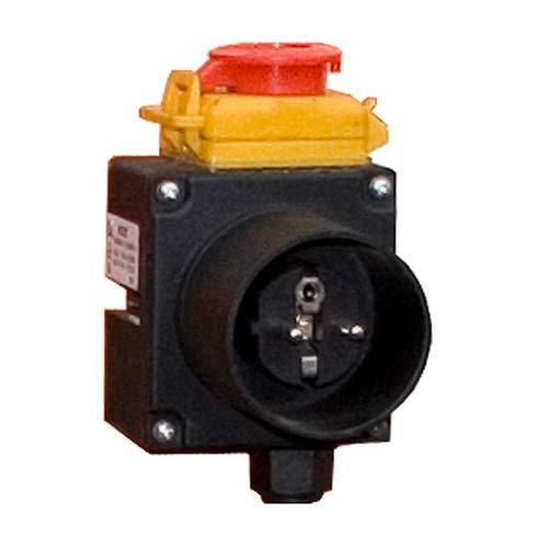 ATIKA Ersatzteil | Ein-/Aus Schalter für Wippkreissäge BWS 400