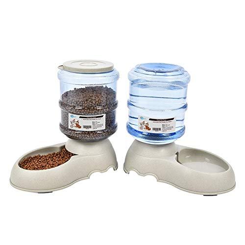 YGJT Comederos Automáticos de Alimentos/Fuente de Agua Automática