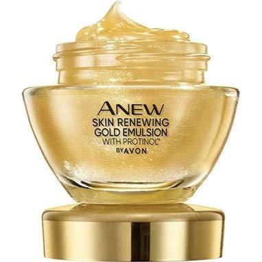 AVON Emulsión reparadora de piel Anewing Gold