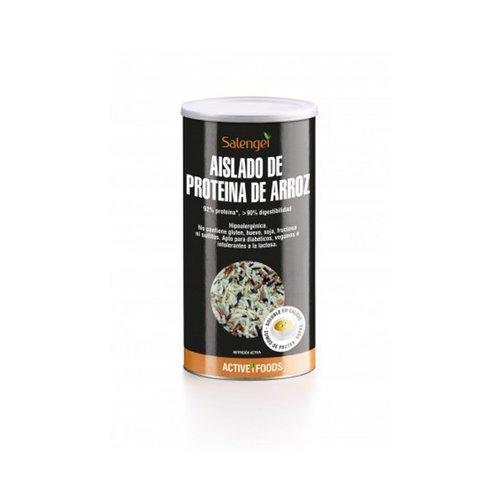 Aislado De Proteina De Arróz en Polvo 500 Gr de Active Foods