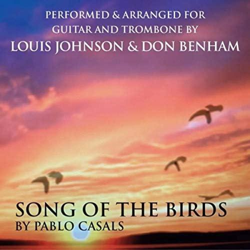 Louis Valentine Johnson & Don Benham