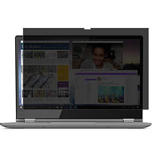 Vaxson Protector de Pantalla de Privacidad, compatible con Lenovo Yoga Flex 3 14' [no vidrio templado] TPU Película Protectora Anti Espía