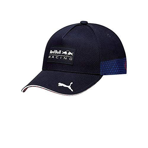 Red Bull Racing Official Teamline Snapback Cap, Youth One Size - Original Merchandise
