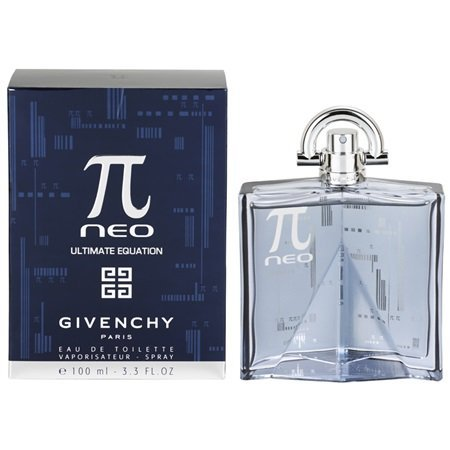 Givenchy Pi Neo Ultimate Equation Eau De Toilette Spray (2010 Edition) - 100ml(-)3.3oz