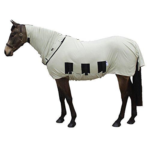 Snuggy Hoods Gl/änzend Show Kapuze Stretch Lycra Pferd Kapuze 2 Farben 8 Gr/ö/ßen