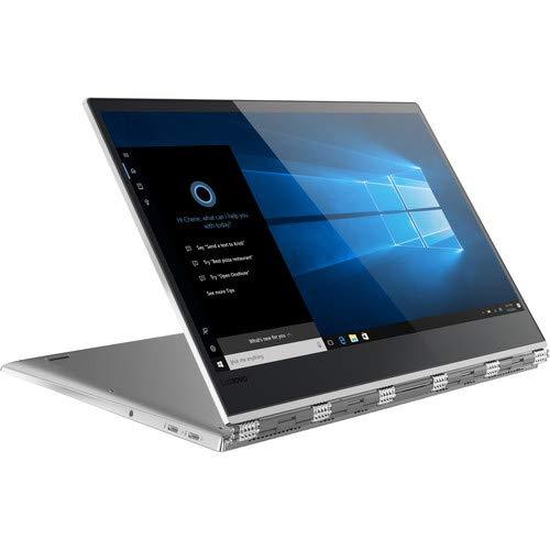 Latest_Lenovo 14' IdeaPad Flex Pro UHD Multi-Touch 2-in-1 Laptop, Intel Core i7-8550U, 16GB DDR4, 512GB SSD, USB Type-A (USB 3.1 USB 3.2 Gen 1), Thunderbolt 3, Backlit Keyboard, Win 10 Pro, Platinum