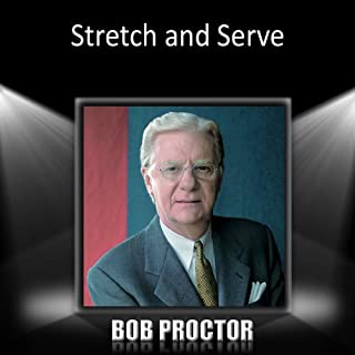 Stretch and Serve audiobook cover art
